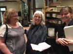 Debbie Teri Cynthia Pastariffic meeting 1