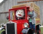 Anthony Granpa Cratchet Puppetmobile