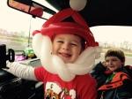 Anthony Baloons Santa