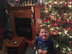 Anthony Christmas tree